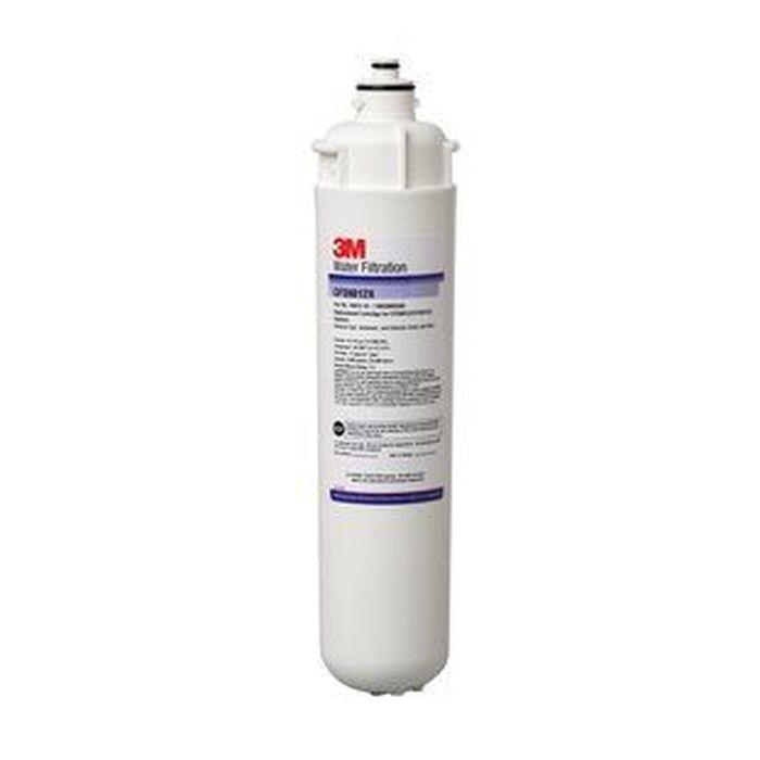3M CFS9812ELX Retrofit Filter Cartridge, Extended Length, 1.67 gpm, 14000 gal, 4/Case