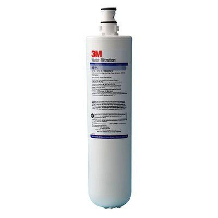 3M HF25 High Flow Series Filter Cartridge, 1.5 gpm, 10000 gal, 6/Case