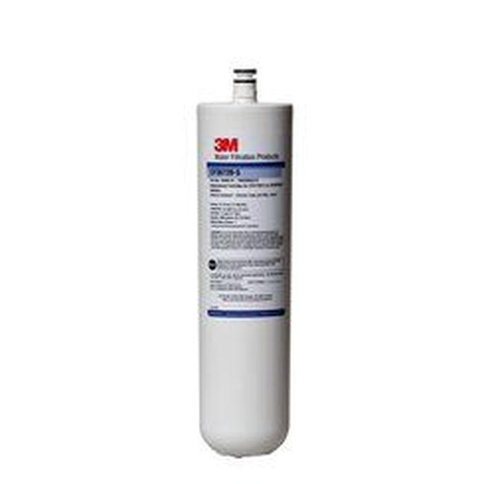 3M CFS8720-S Filter Cartridge, Standard Length, 1.5 gpm, 4800 gal, 12/Case