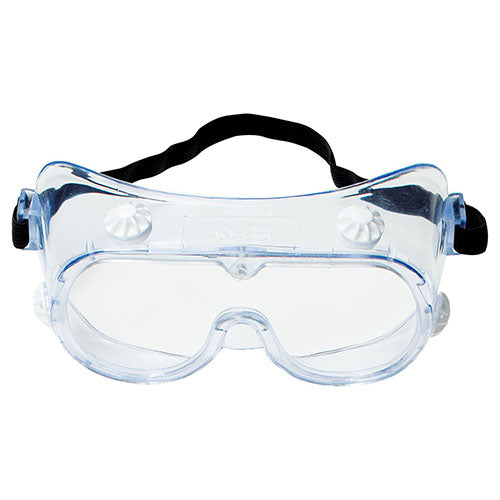 3M Safety Splash Goggle 334AF, lente antivaho, estuche/10 - 40661-00000-10