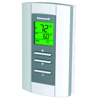 Honeywell AQ1000TN2 Non-Programmable Communicating Thermostat