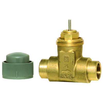 Honeywell V5852A2023 1/2 in 2-way Sweat Valve