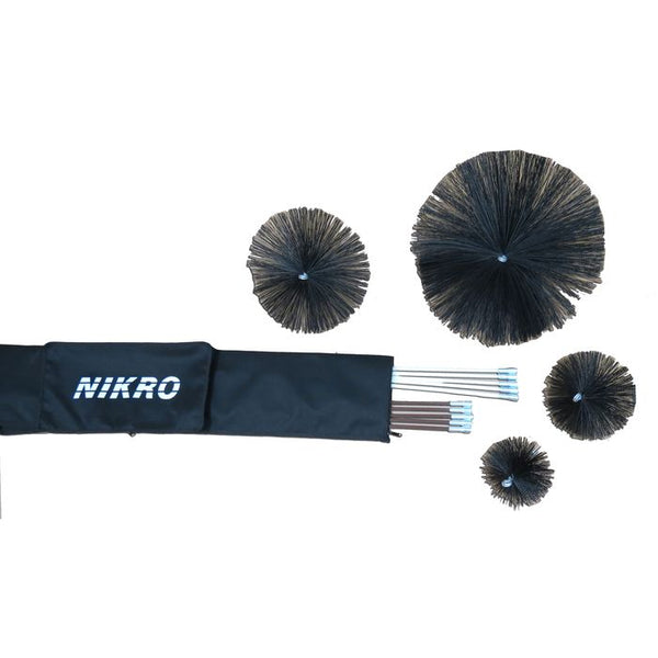 Nikro 860233 Manual Brush Kit