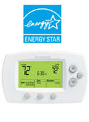 Honeywell TH6110D1021 FocusPRO 6000 5-1-1/5-2 Day Programmable Thermostat