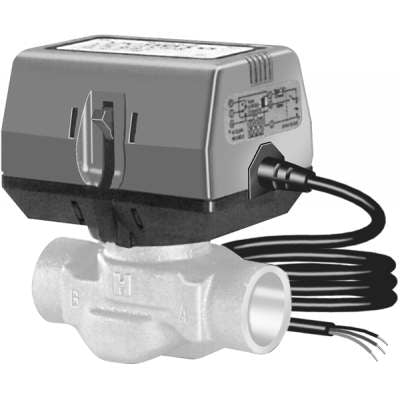 Honeywell VC4011ZZ11 100 To 130v 2-pos Low Volt Actuator-vc Valve
