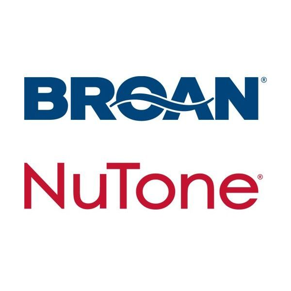 Broan NuTone DR1SA Door Release Electric Wood Door Frame Silver Anodized Silver Anodized