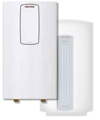 Stiebel Eltron DHC 4-2 Classic Single/Multi-Point-of-Use Tankless Electric Water Heater 240/208V 3.8/2.9kW