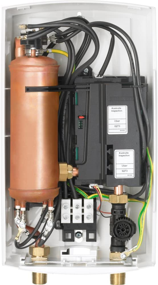 Stiebel Eltron 224201 240V, 7.2/9.6kW DHC-E 8/10 Single/Multi-Point-of-Use Tankless Electric Water Heater
