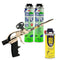 Dow Enerfoam 24 oz 2 Cans with Pro 14 Dispensing Gun & Gun Cleaner