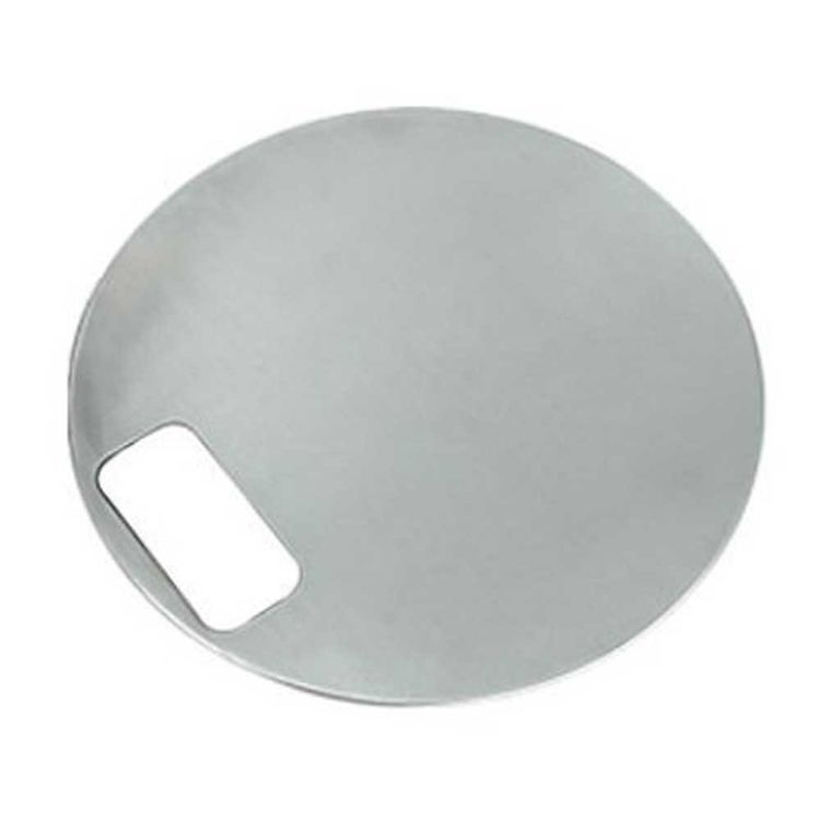 "InSinkErator 11013 Stainless Steel 15"" Sink Cover"