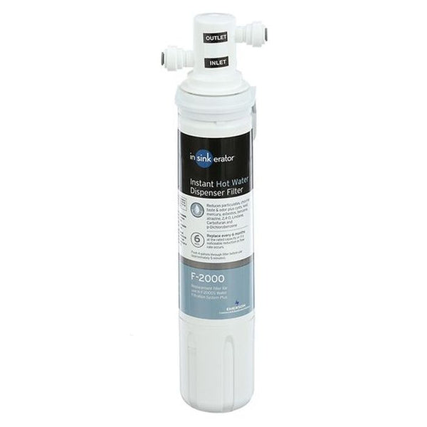 InSinkErator F-2000S Instant Hot Water Filtration System Plus