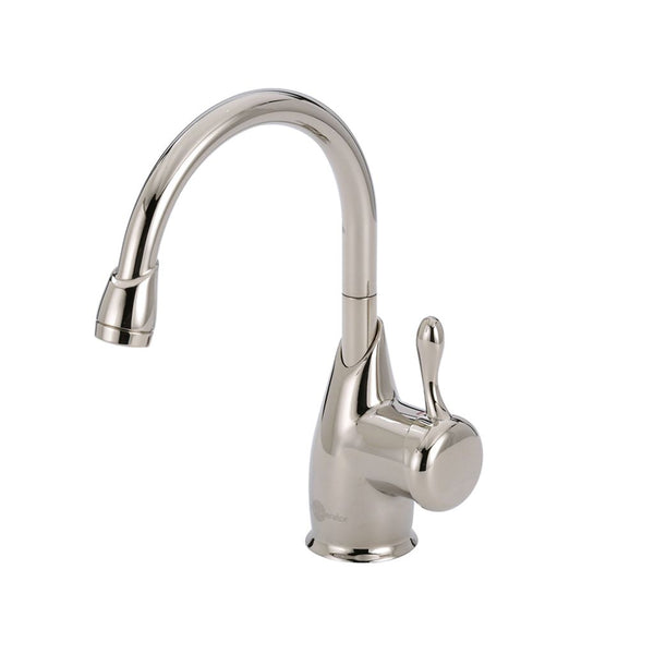 InSinkErator F-C1400PN Melea Cold Filtered Water Dispenser Faucet, Polished Nickel