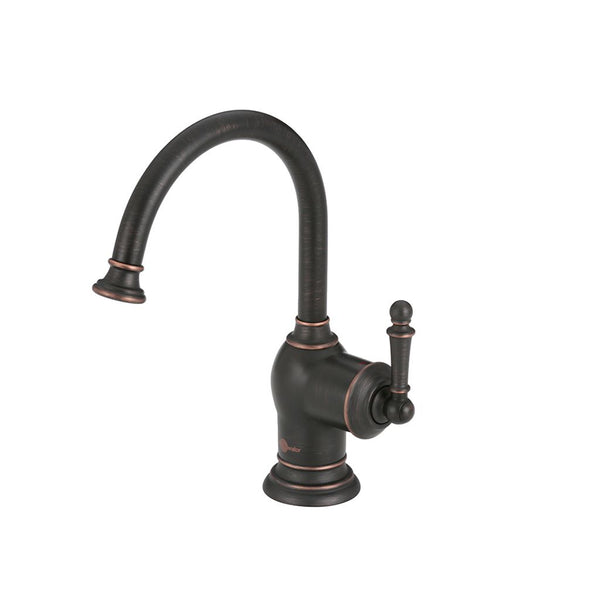 InSinkErator F-C2300CRB Iris Cold Filtered Water Dispenser Faucet, Classic Oil Rubbed Bronze