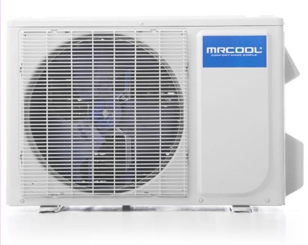 MRCOOL Olympus 27K BTU 3-Zone Heat Pump Condenser 230V up to 23 SEER