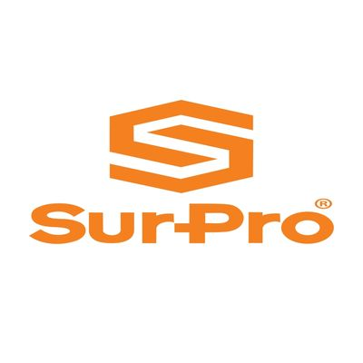 "Sur-Pro 24""-40"" Double Sided Stilt Side Pole"