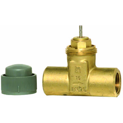 Honeywell V5862A2070 3/4 in 2-way NPT Valve