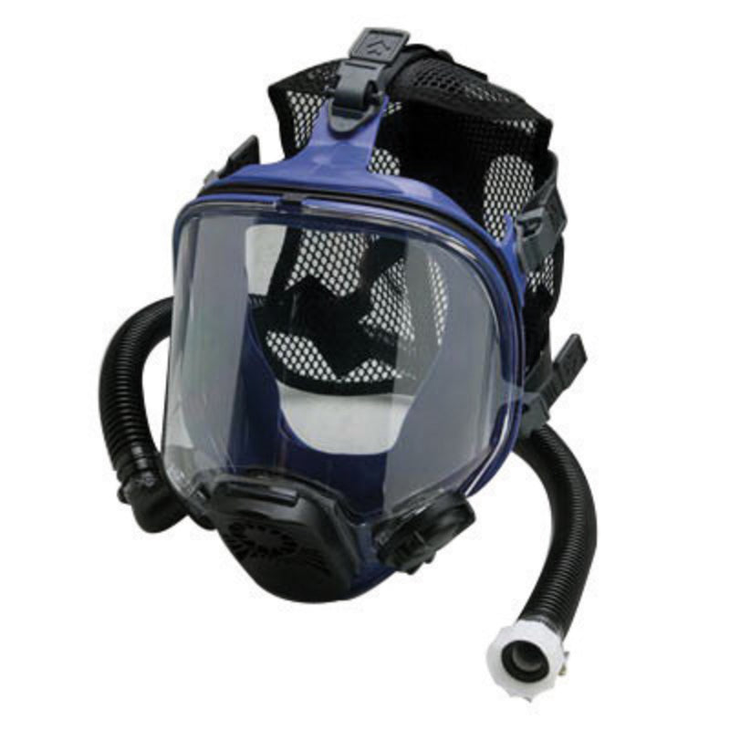 Allegro Full Face Respirator - High Pressure - 9902