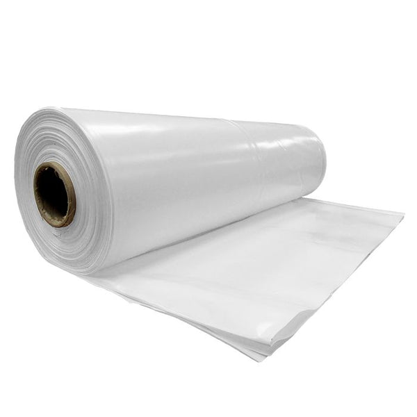 Americover PCB10 10 mil White Class A(1) Vapor Barrier Crawlspace Liner, 10' x 100'