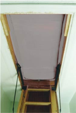 "Attic Tent Insulation Cover AT-2 25"" x 54"" x 7"""