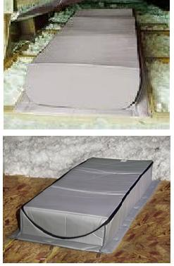 "Attic Tent Insulation Cover AT-5 30"" x 60"" x 13"", Case of 5"
