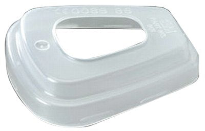 3M Filter Retainer 501 , Respiratory Protection Component 100 - 4 pk