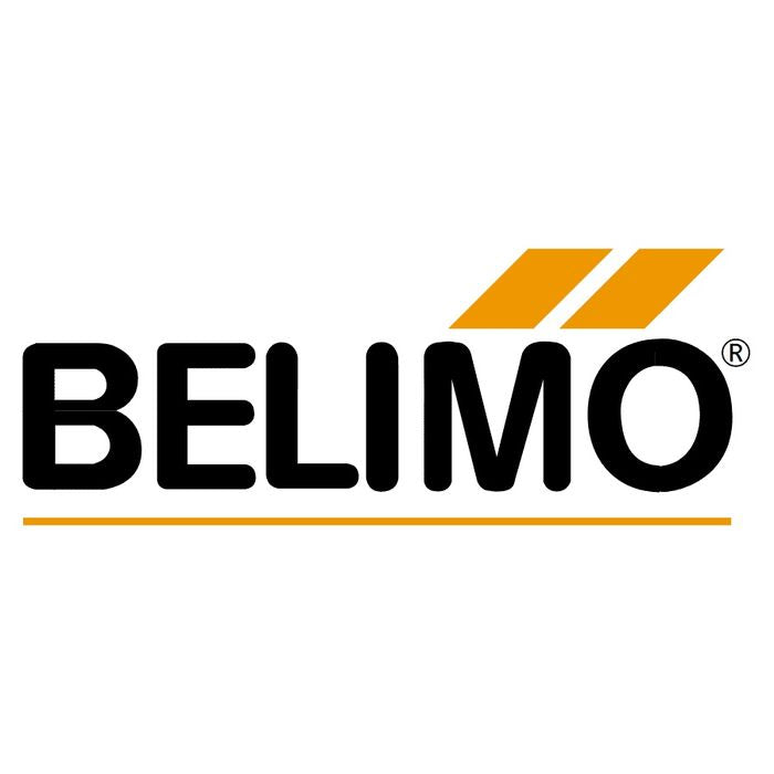 "Belimo B213B+LRB24-3 Characterized Control Valve (CCV), 1/2"", 2-Way, Cv 4.7, w/ Valve Actuator, Non Fail-Safe, AC/DC 24 V, On/Off, Floating Point"