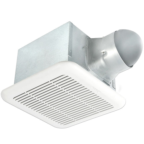 Delta Breez SIG80-110D BreezSignature 80/110 CFM Bathroom Exhaust Fan w/Dual Speed