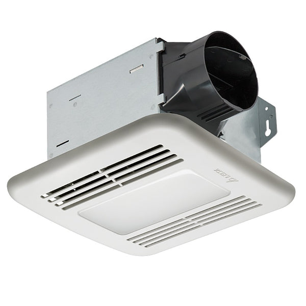 Delta Breez ITG50LED BreezIntegrity 50 CFM Bathroom Exhaust Fan/Dimmable LED Light