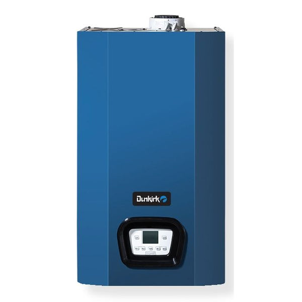 Dunkirk DCC150 150k BTU High Efficiency Wall Mounted Modulating Condensing Combi Boiler