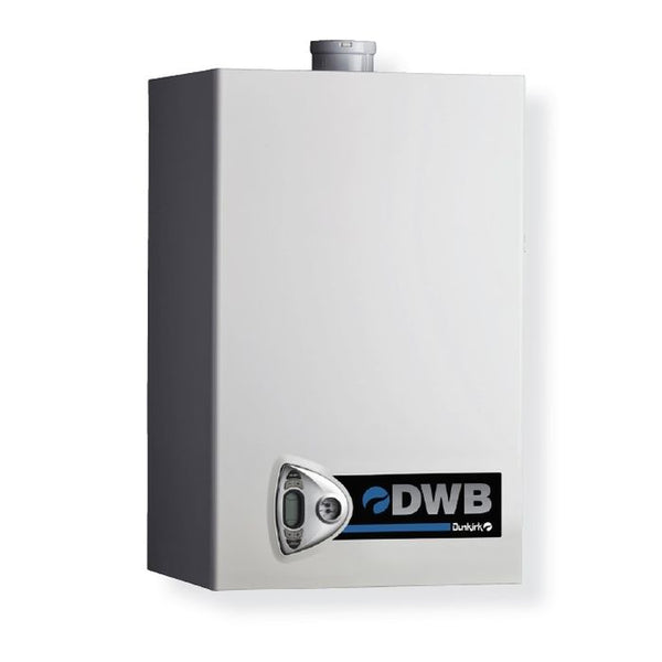 Dunkirk CCB150 150k BTU Combi Wall Mouted GAS Boiler