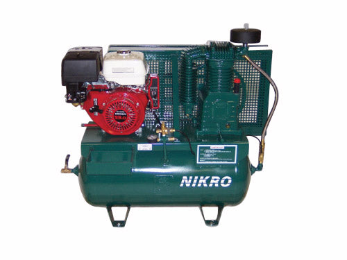 Nikro 860760 13 H.P. Honda Truck Mount Gasoline Air Compressor Only