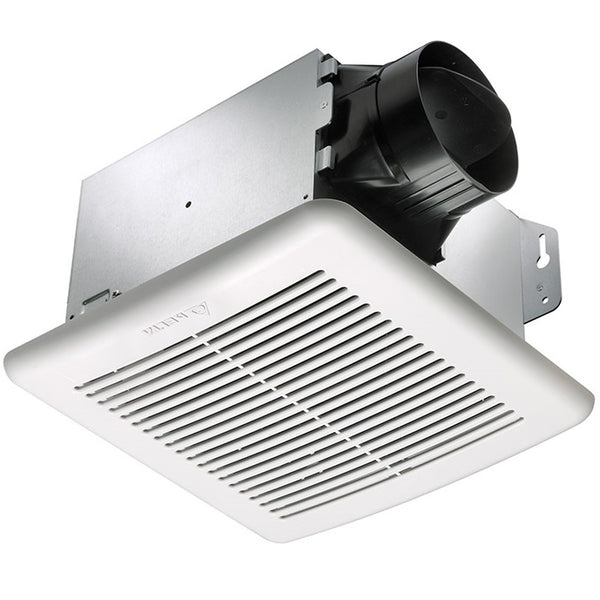 Delta Breez GBR100H GreenBuilder 100 CFM Bathroom Exhaust Fan with Humidity Sensor