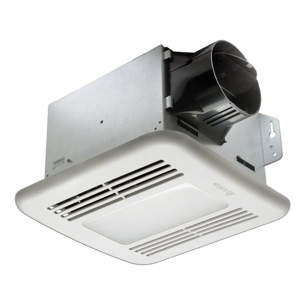 Delta Breez GBR80HLED 80 CFM Bathroom Exhaust Fan/Dimmable LED Light with Humidity Sensor