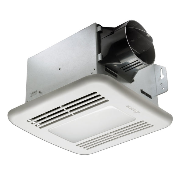 Delta Breez GBR80LED Green Builder 80 CFM Bathroom Exhaust Fan with LED Light