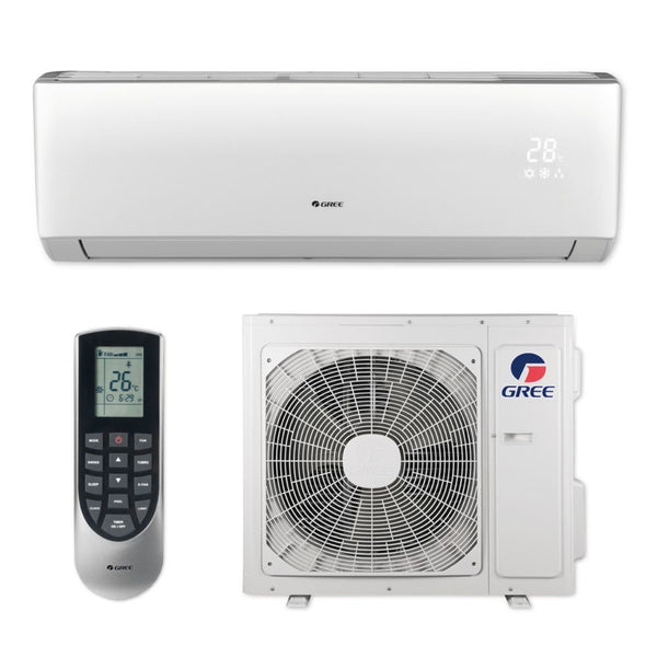 GREE Vireo 18k BTU Ductless Mini-Split Heat Pump System - 20 SEER 208/230V