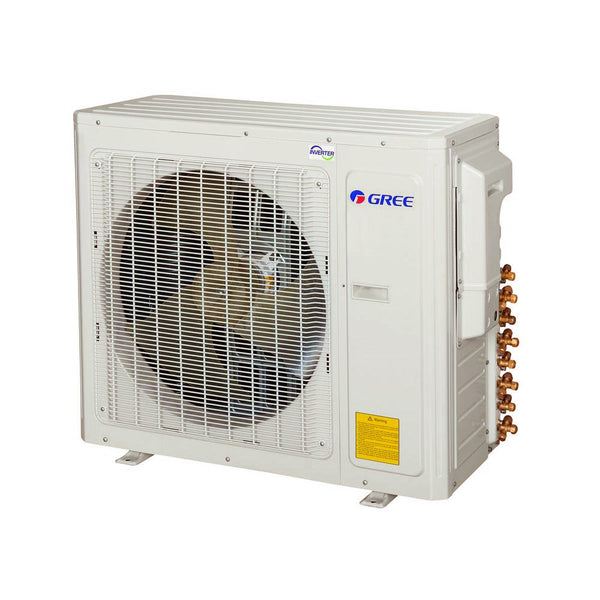 GREE +Multi 36k BTU Multi-Zone Ductless Mini-Split Outdoor Condenser - 208/230V