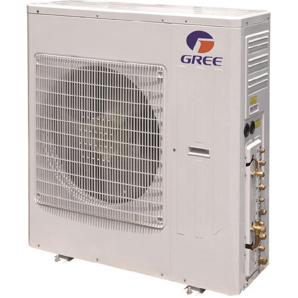 GREE +Multi 42k BTU Multi-Zone Ductless Mini-Split Outdoor Condenser - 208/230V