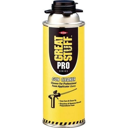 Dow Great Stuff Pro Foam Gun Cleaner 12 oz - 259205