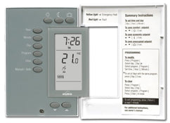 Honeywell TH140-28-01-B Hydronic Heating 7Day Programmable Thermostat