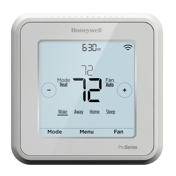 Honeywell TH6220WF2006 Lyric T6 Pro Wi-Fi Programmable Thermostat 2H/1C HP or 2H/2C