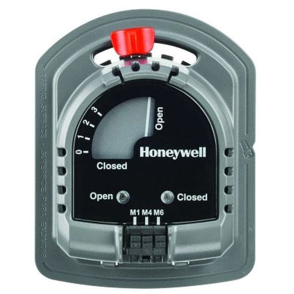 Honeywell M847D-ZONE Replacement Motor for ARD and ZD Zone Dampers, Power Close Spring Open, 24V