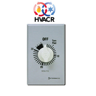 Intermatic FF Series Commercial Auto-Off Timer, SPST - FF30MH