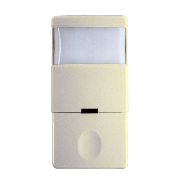 Intermatic Occupancy/Vacancy-Sensing Wall Switch, Ivory