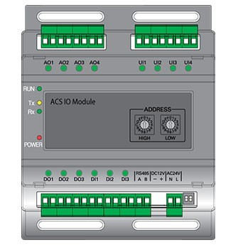 LG PEXPMB000 I/O Module for AC Smart IV and the ACP IV controller