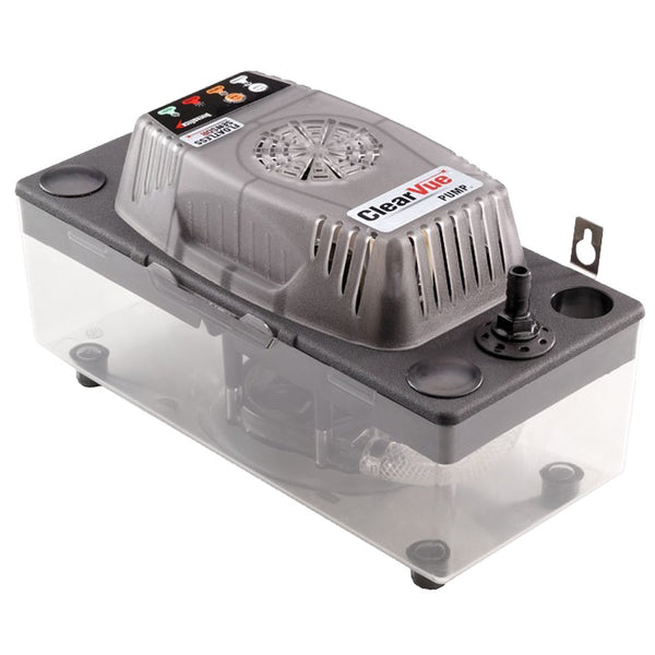 Diversitech ClearVue Condensate Pump, 0-22ft. lift, 120V - IQP-120
