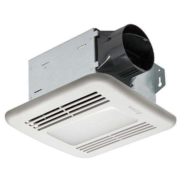 Delta Breez ITG50HLED 50 CFM Bathroom Exhaust Fan/Dimmable LED Light with Humidity Sensor