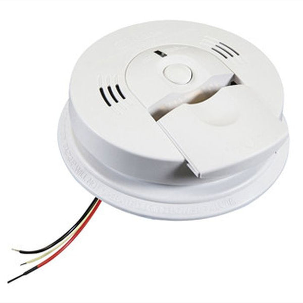 Kidde KN-COSM-IBA - Hardwired Combination CO & Smoke Alarm - 900-0114