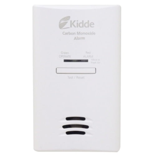 Kidde KN-COB-DP2 Carbon Monoxide Alarm AC Powered, Plug-In with Battery Backup - 900-0263
