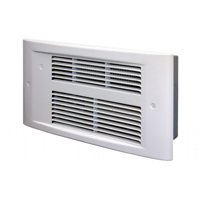 King PX1215-WD-R ComfortCraft Designer Wall Heater 120V, 1500W, White Dove