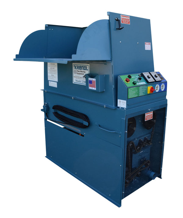 Krendl Insulation Machine, Model 2300 Single Input - 2300S